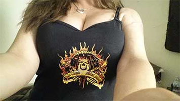 Image: The Classic Metal Show, CMS Baby Doll T-Shirt