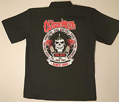 Image: The Classic Metal Show, Gas Station Shirt