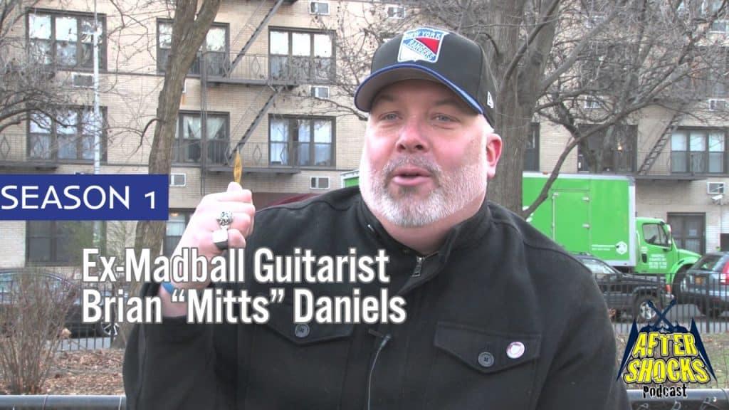 "Aftershocks – Interview with ex-Madball Guitarist Brian ""Mitts"" Daniels"