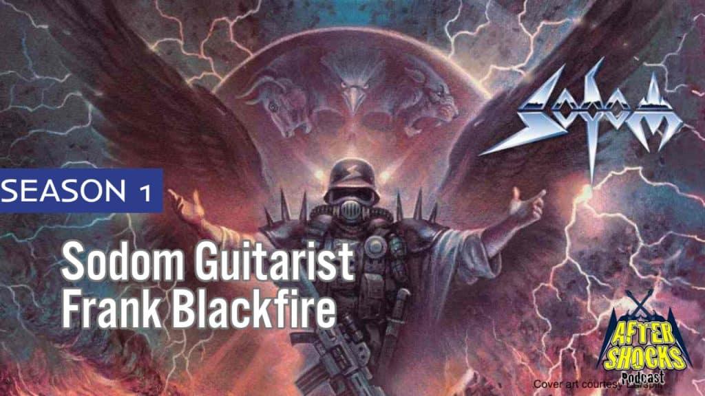 Interview with Sodom Guitarist Frank Blackfire