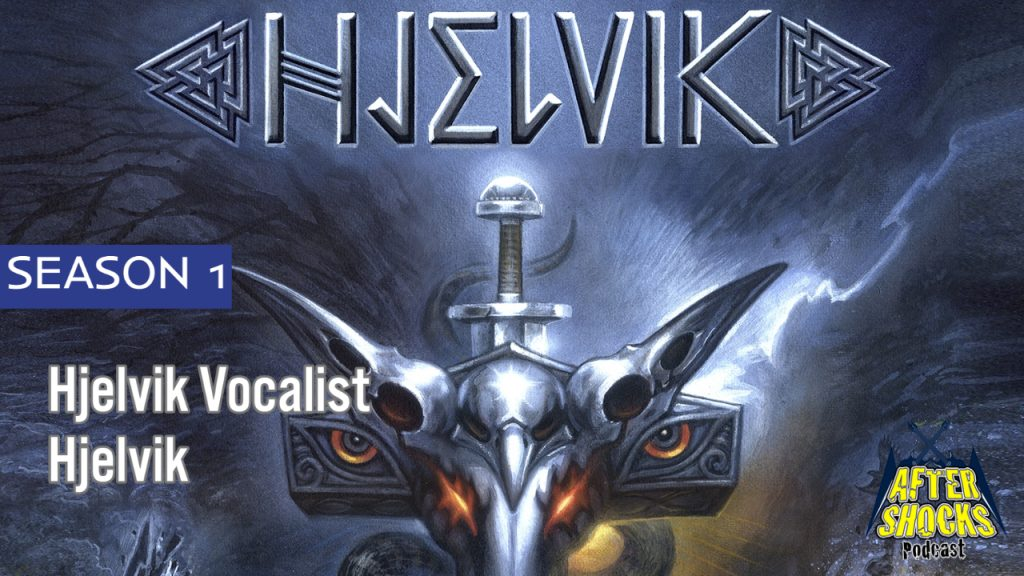 Interview with Hjelvik