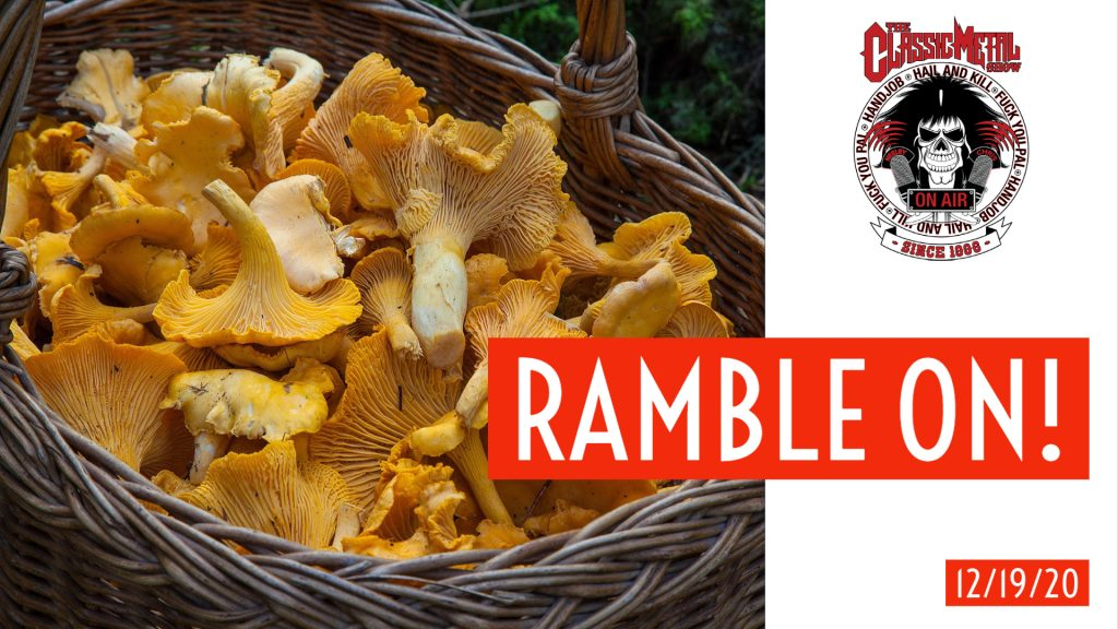CMS – Ramble On
