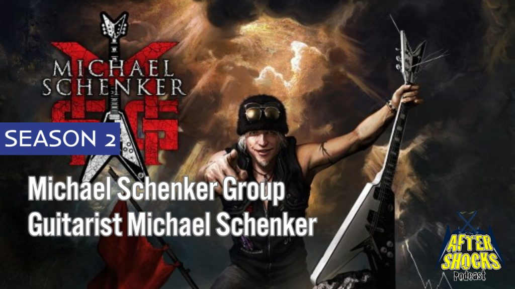 Interview with Michael Schenker Group Guitarist Michael Schenker