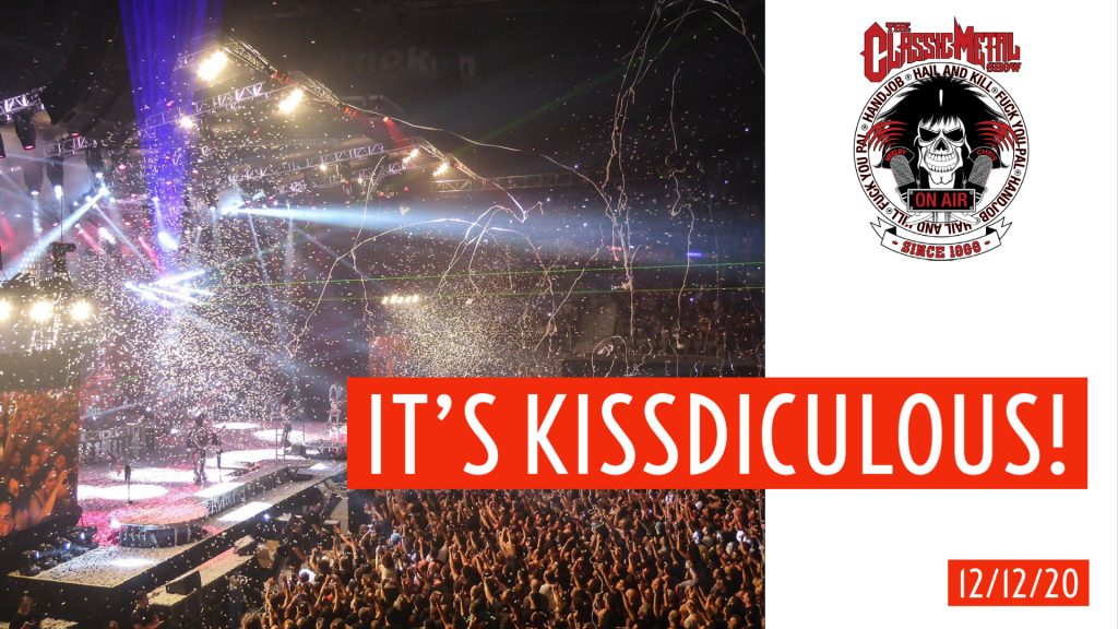 It's Kissdiculous!