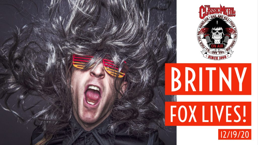 CMS | Britny Fox Lives