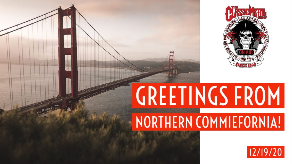 CMS | Greetings from Northern Commiefornia!