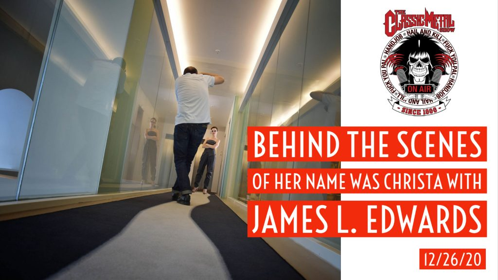 CMS | Behind The Scenes Of HER NAME WAS CHRISTA with James L. Edwards
