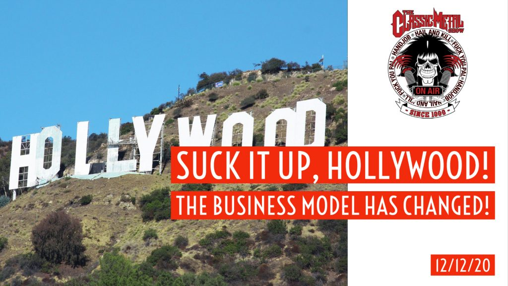CMS – Suck It Up, Hollywood! The Business Model Has Changed!