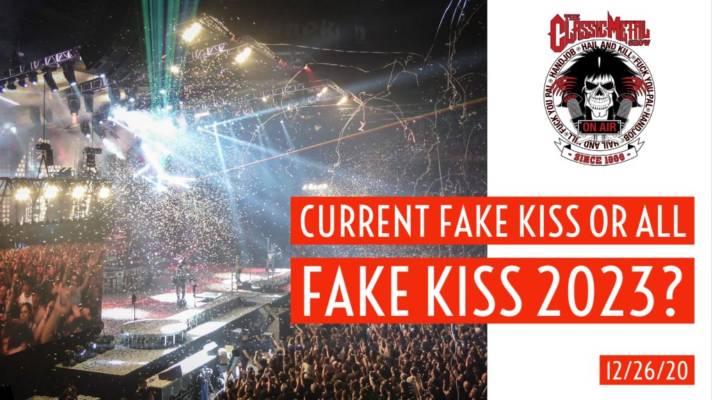 CMS | Current Fake Kiss Or All Fake Kiss 2023?