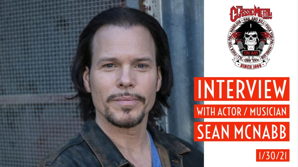 CMS | Interview with Actor / Musician Sean McNabb