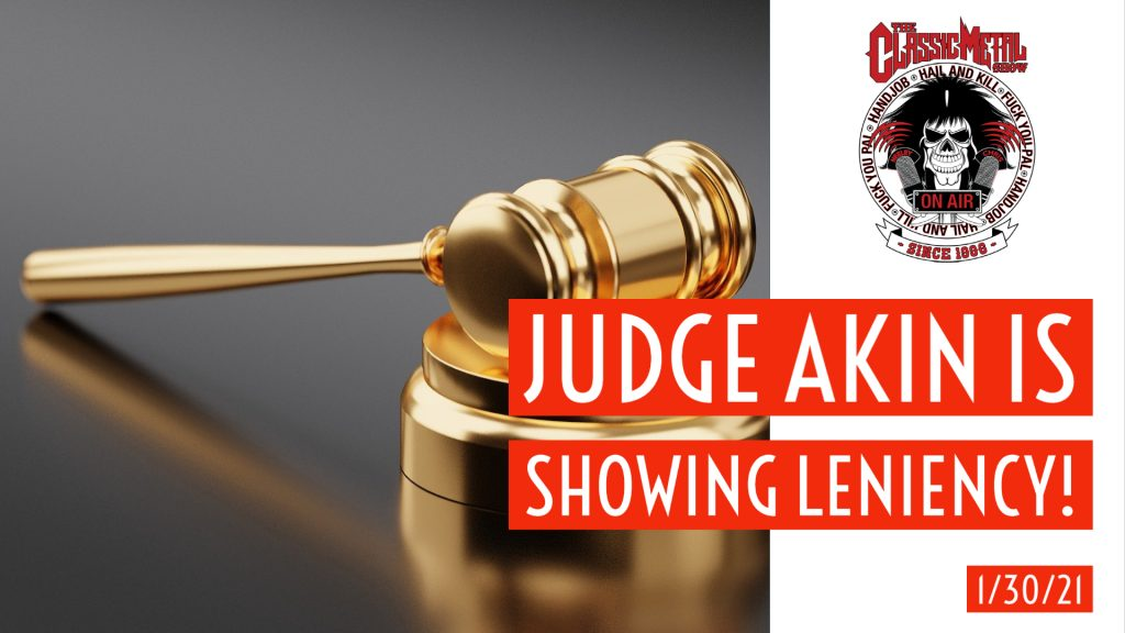 CMS | Judge Akin Shows Leniency