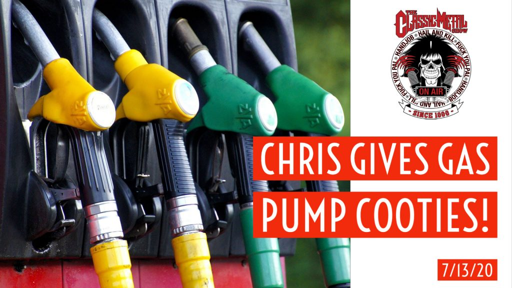 CMS | Chris Gives Gas Pump Cooties!