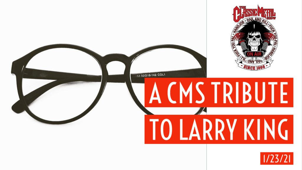 CMS | A CMS Tribute To Larry King
