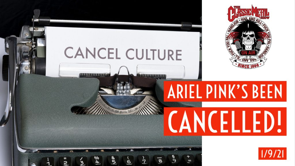CMS | Ariel Pink's Been Cancelled