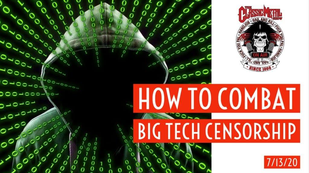 CMS | Ways To Combat Big Tech Censorship