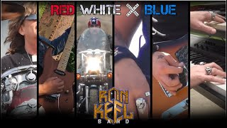 Ron Keel Band: RED WHITE & BLUE