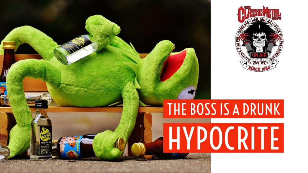 CMS | The Boss Is A Drunken Hypocrite
