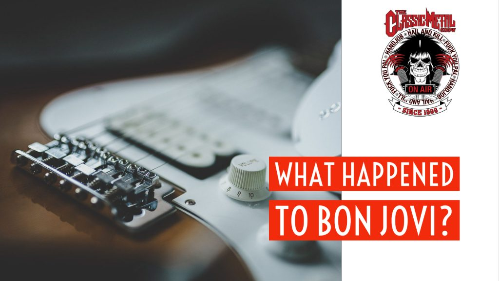 CMS | What Happened To Bon Jovi?