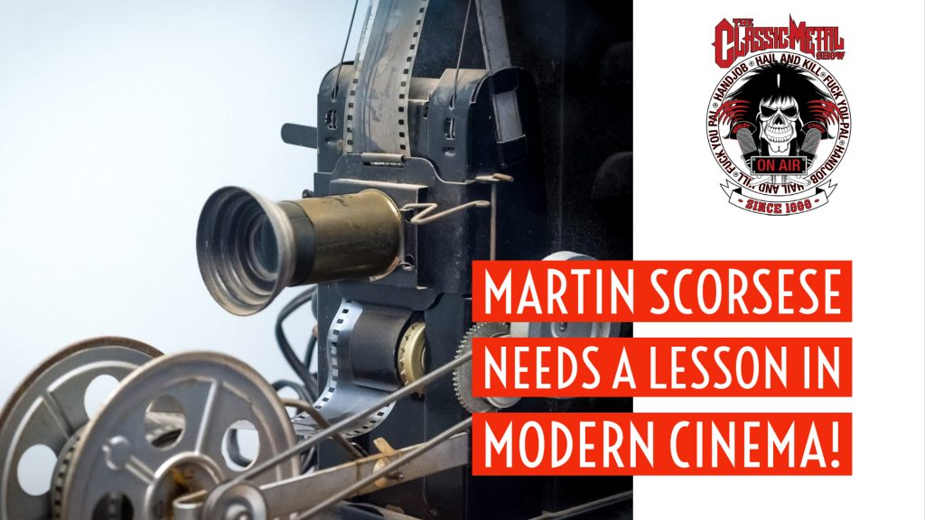 CMS | Martin Scorsese Needs A Lesson In Modern Cinema