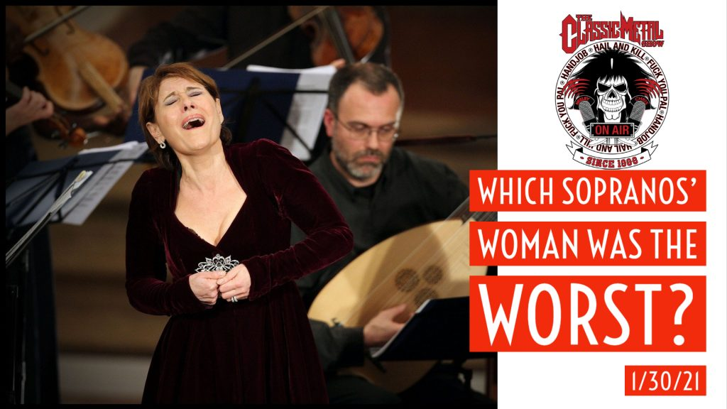 CMS | Which Sopranos' Woman Was The Worst?