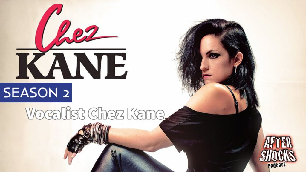 Aftershocks TV | Vocalist Chez Kane
