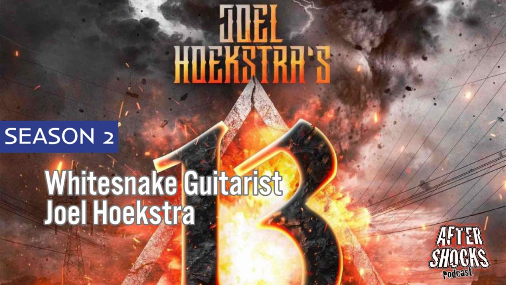 Aftershocks TV | Whitesnake Guitarist Joel Hoekstra