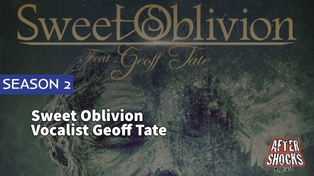 Aftershocks TV | Sweet Oblivion (ex-Queensryche) Vocalist Geoff Tate