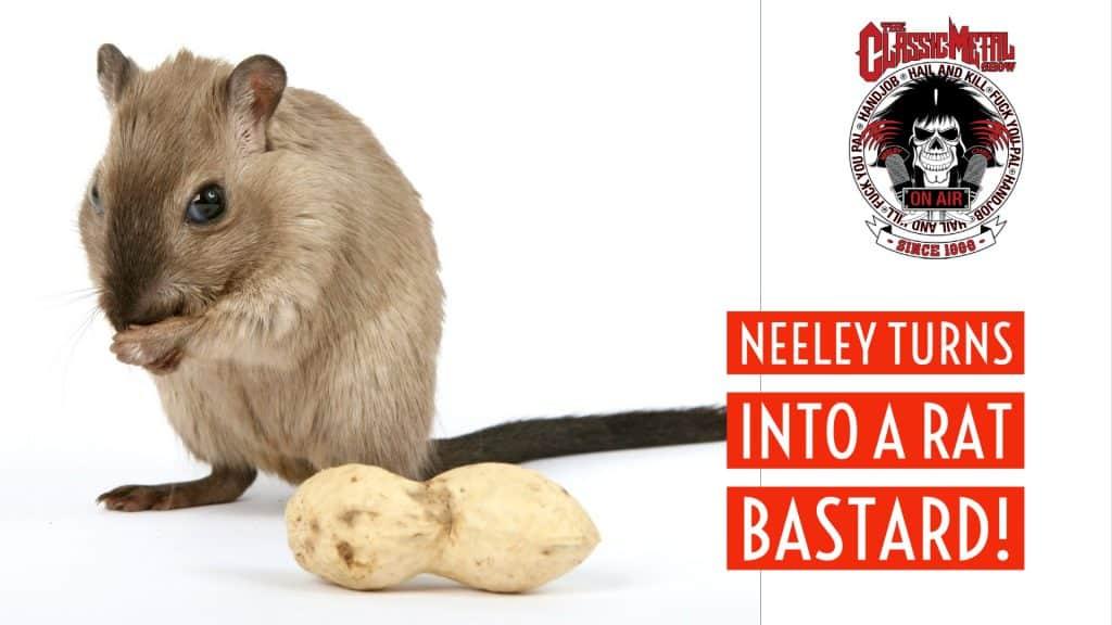 CMS   Neeley Becomes A Rat Bastard
