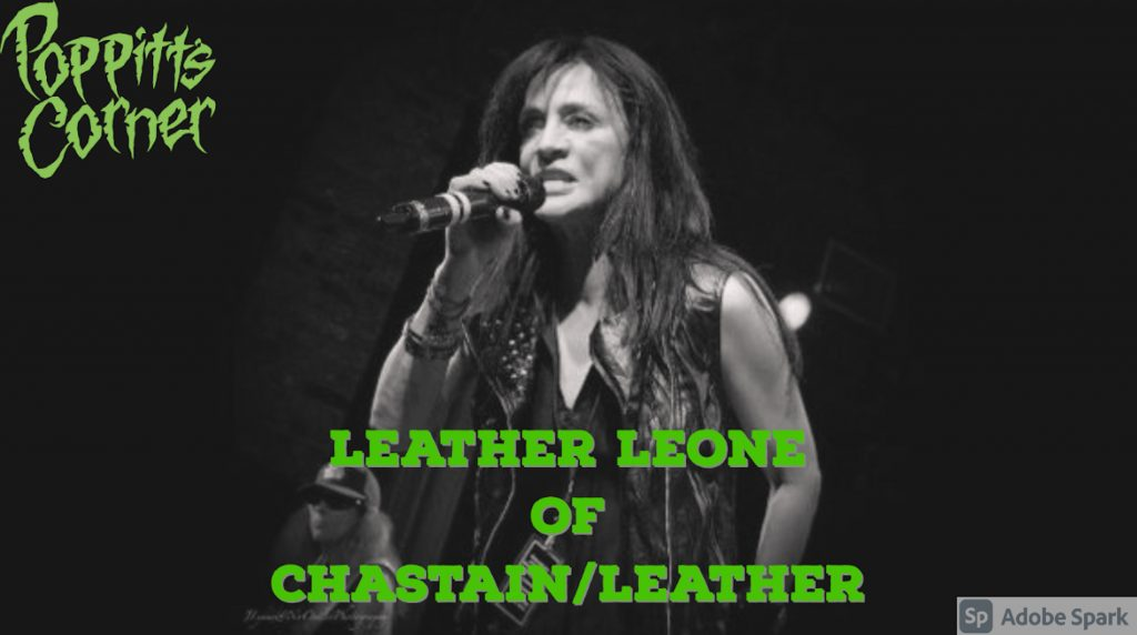 PC | Episode 98: Leather Leone of Chastain and Leather