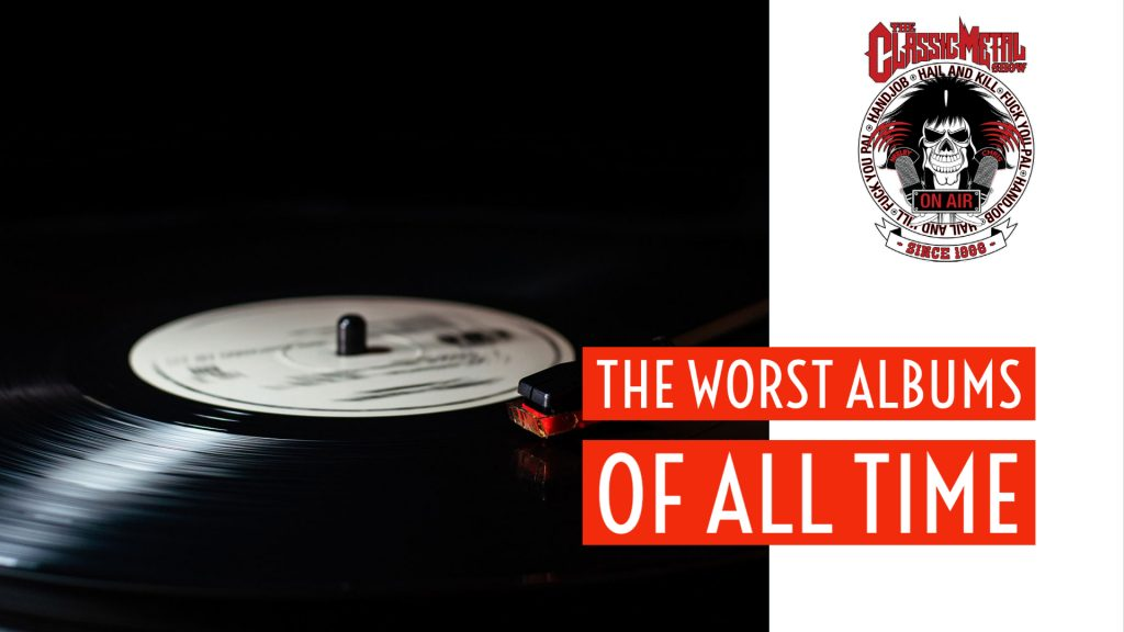 CMS HIGHLIGHT | The Worst Albums Of All Time