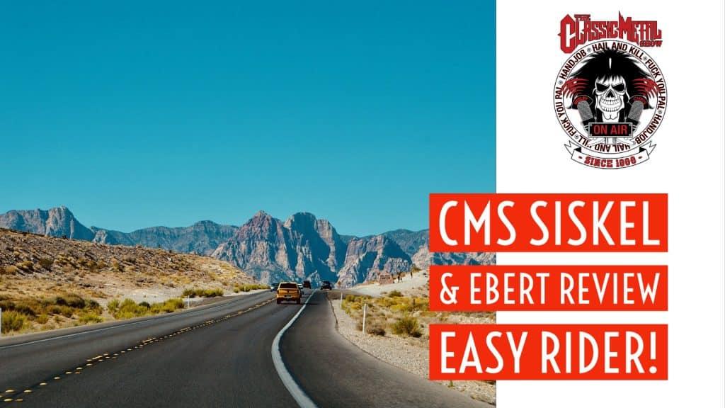 CMS Siskel & Ebert Review Easy Rider