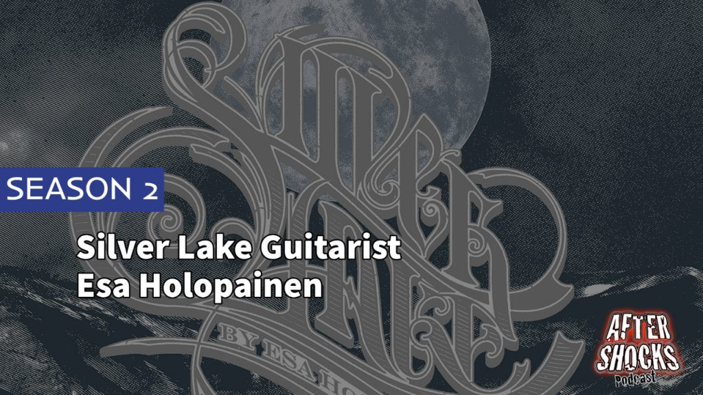 Interview with Silver Lake/Amorphis Guitarist Esa Holopainen