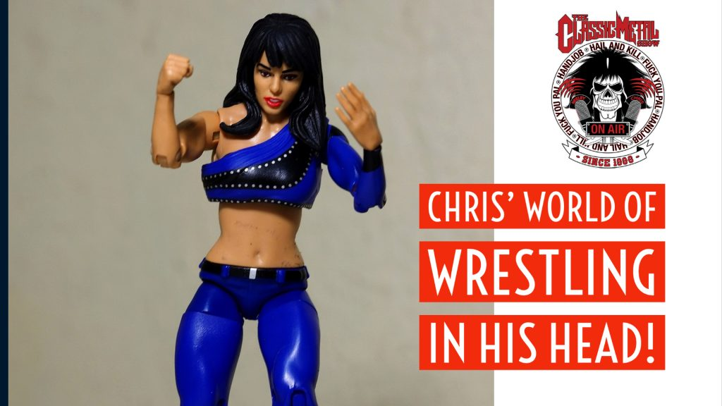 CMS | Chris' World Of Wrestling In His Head!