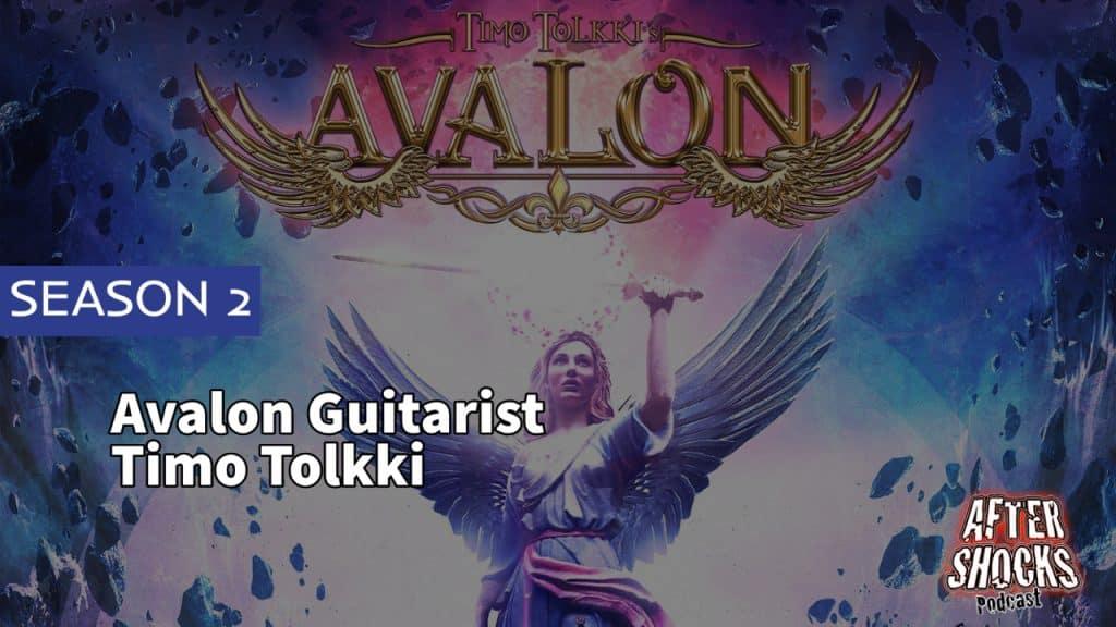 Aftershocks TV | Avalon Guitarist Timo Tolkki