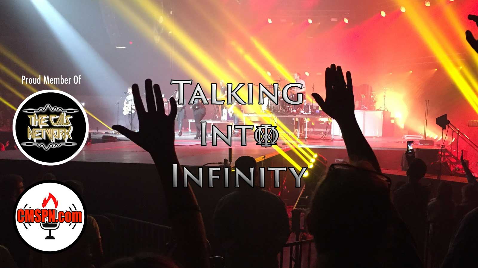 Image: Talking Into Infinity