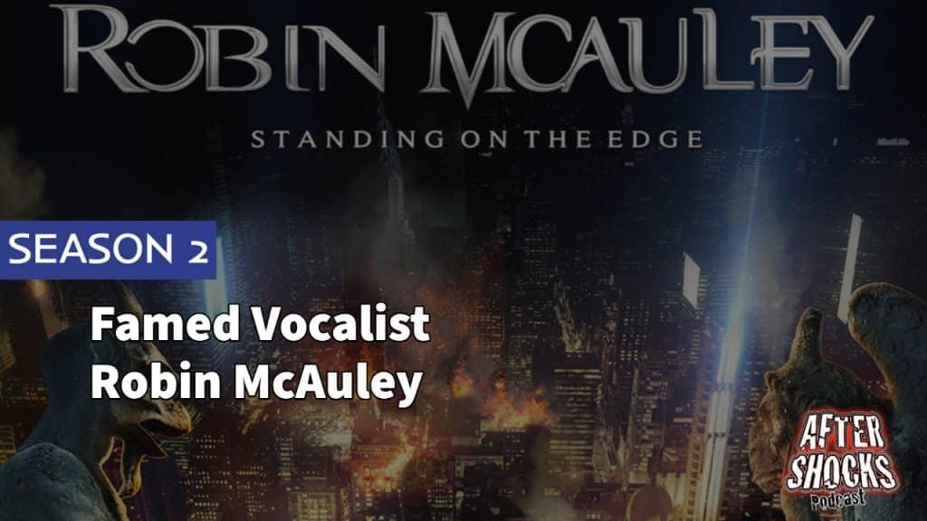 Aftershocks TV | Vocalist Robin McAuley