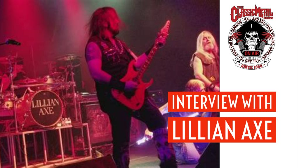 Interview with Lillian Axe's Steve Blaze and Wayne Stokely
