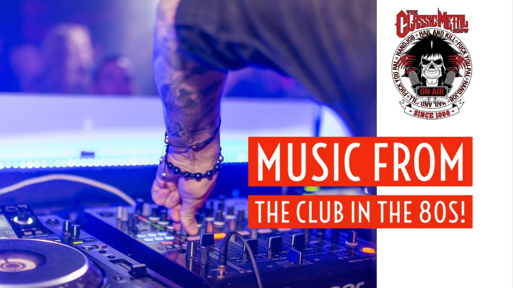 CMS | Music From The Club In The 80s