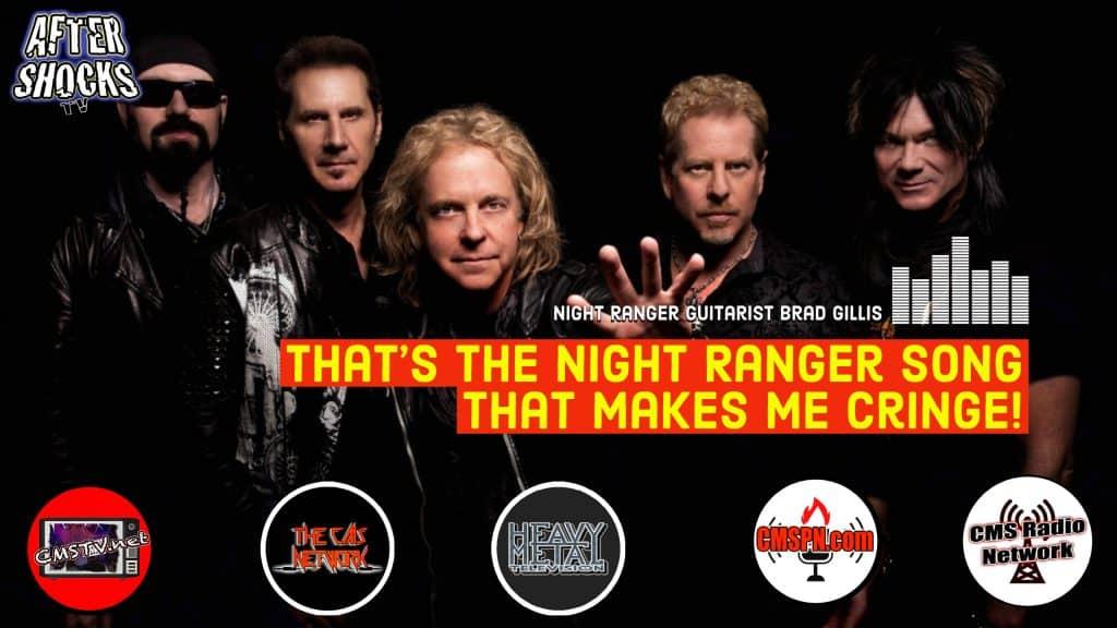 AS   Interview with Night Ranger Guitarist Brad Gillis