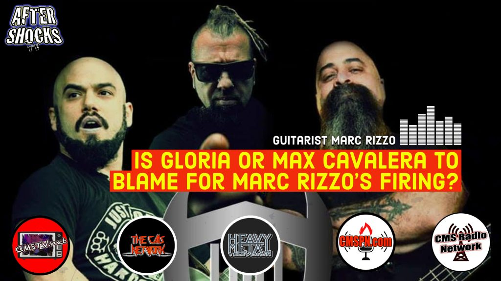 AS EXCLUSIVE   Guitarist Marc Rizzo