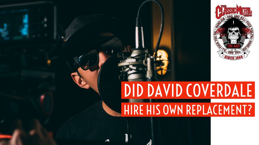 CMS | Did David Coverdale Just Hire His Replacement?