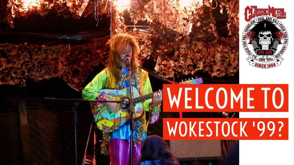 CMS | Welcome To Wokestock '99