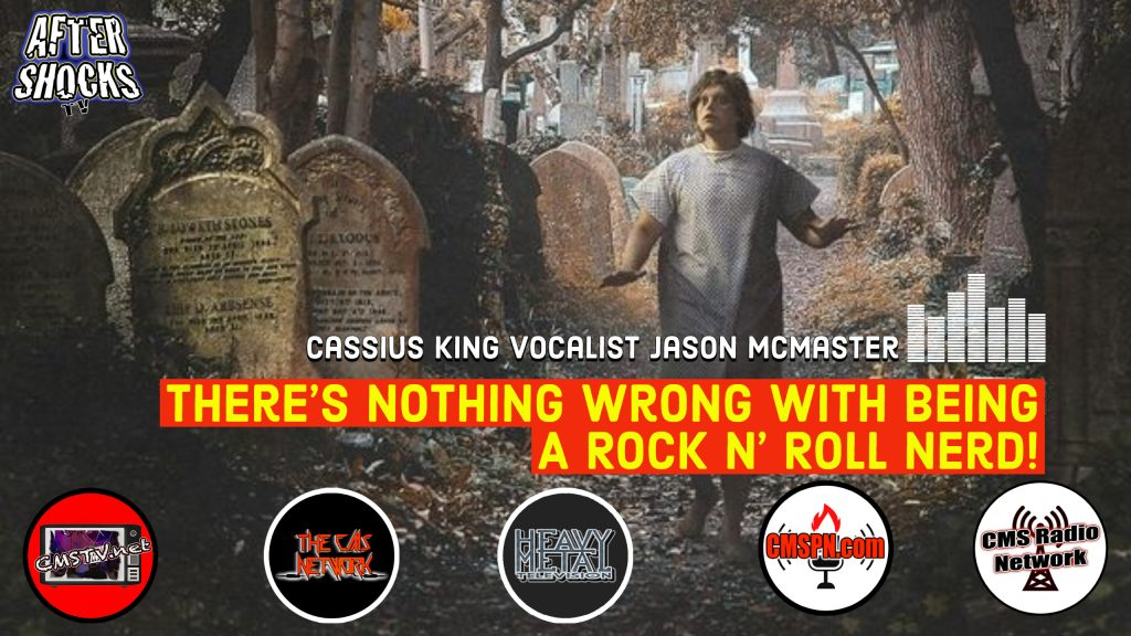AS | Cassius King Vocalist Jason McMaster