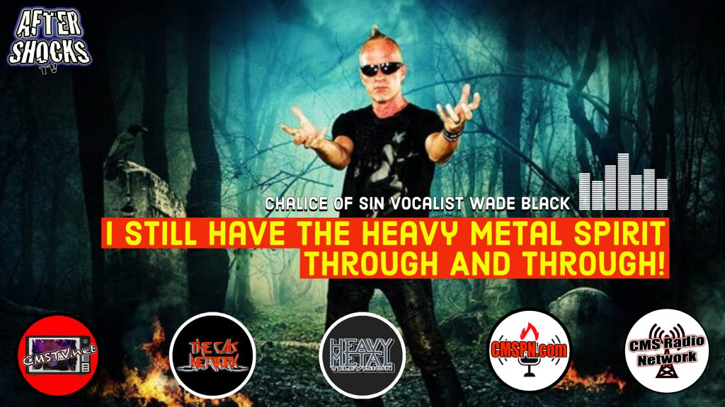 AS | Chalice Of Sin Vocalist Wade Black